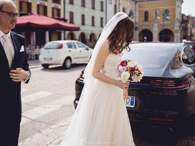 Il matrimonio di Marco e Silvia a Badia Polesine, Rovigo 13