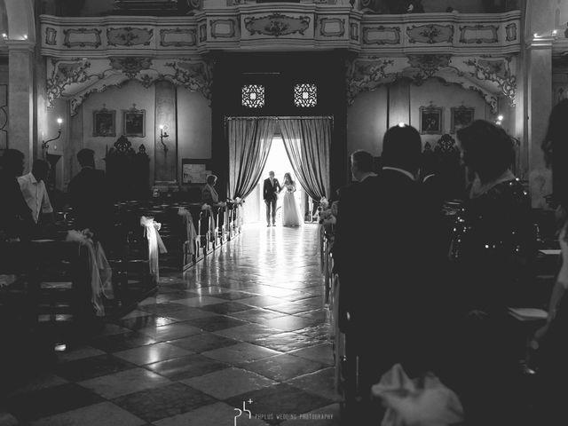 Il matrimonio di Marco e Silvia a Badia Polesine, Rovigo 14