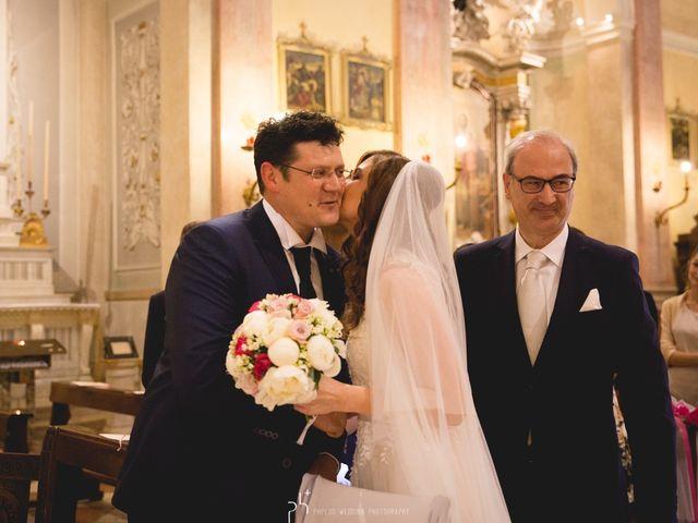 Il matrimonio di Marco e Silvia a Badia Polesine, Rovigo 16