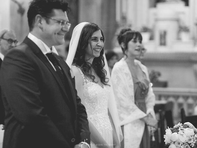 Il matrimonio di Marco e Silvia a Badia Polesine, Rovigo 17