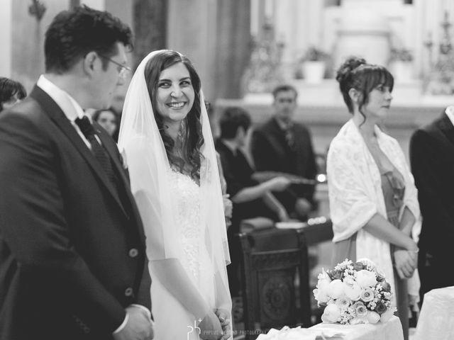 Il matrimonio di Marco e Silvia a Badia Polesine, Rovigo 18