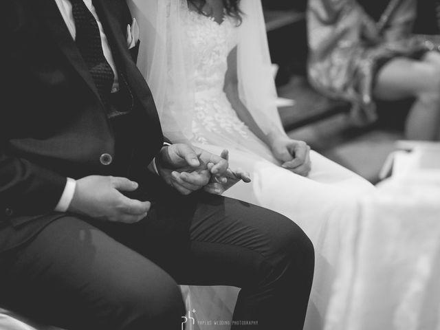 Il matrimonio di Marco e Silvia a Badia Polesine, Rovigo 19