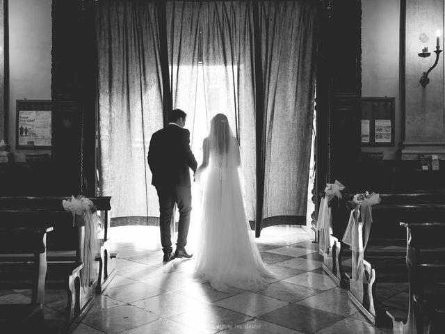 Il matrimonio di Marco e Silvia a Badia Polesine, Rovigo 1