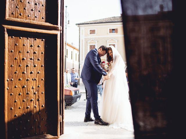 Il matrimonio di Marco e Silvia a Badia Polesine, Rovigo 20