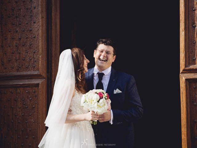 Il matrimonio di Marco e Silvia a Badia Polesine, Rovigo 21