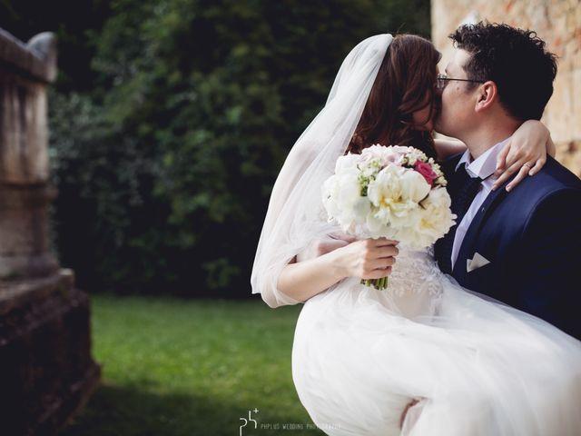 Il matrimonio di Marco e Silvia a Badia Polesine, Rovigo 25