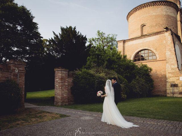 Il matrimonio di Marco e Silvia a Badia Polesine, Rovigo 26