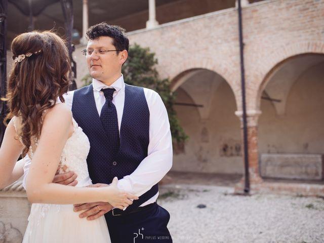 Il matrimonio di Marco e Silvia a Badia Polesine, Rovigo 30