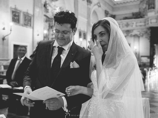 Il matrimonio di Marco e Silvia a Badia Polesine, Rovigo 44