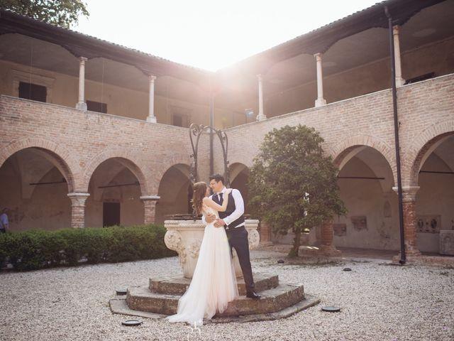 Il matrimonio di Marco e Silvia a Badia Polesine, Rovigo 45
