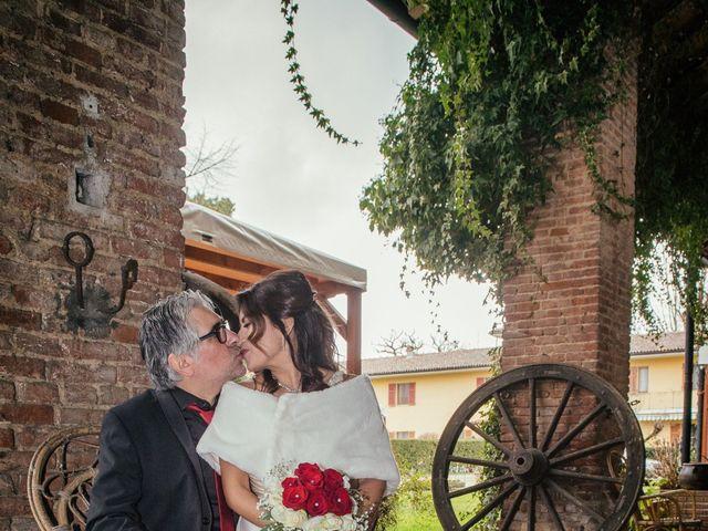 Il matrimonio di Luigi e Patricia a Velezzo Lomellina, Pavia 14