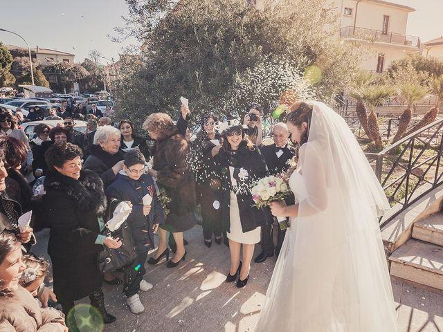 Il matrimonio di Giorgio e Tina a Corigliano Calabro, Cosenza 53