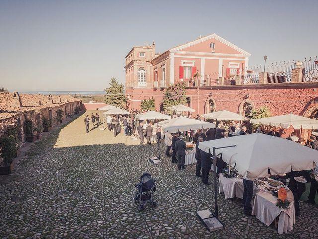 Il matrimonio di Giorgio e Tina a Corigliano Calabro, Cosenza 57