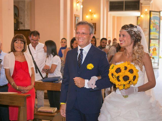 Il matrimonio di Massimiliano e Giulia a Grottammare, Ascoli Piceno 21