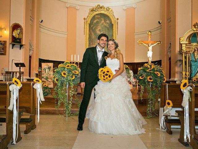 Il matrimonio di Massimiliano e Giulia a Grottammare, Ascoli Piceno 27