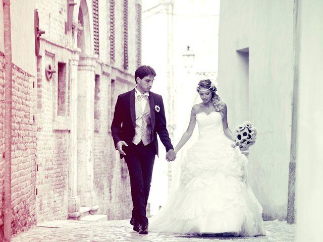 Il matrimonio di Massimiliano e Giulia a Grottammare, Ascoli Piceno 31