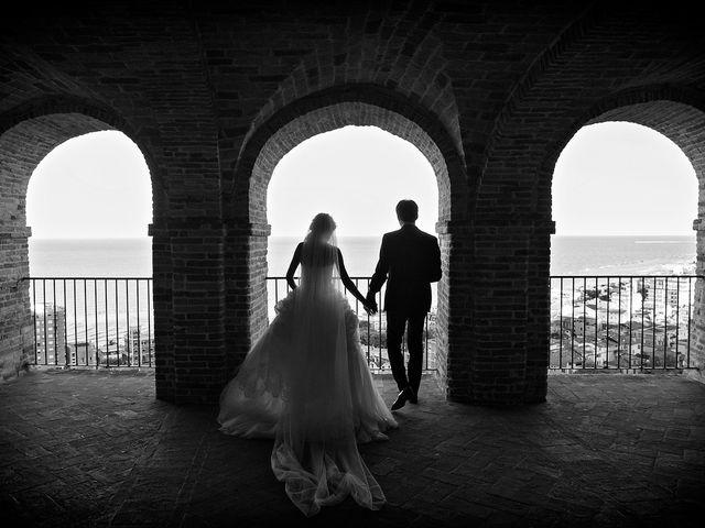 Il matrimonio di Massimiliano e Giulia a Grottammare, Ascoli Piceno 35