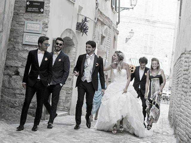 Il matrimonio di Massimiliano e Giulia a Grottammare, Ascoli Piceno 38