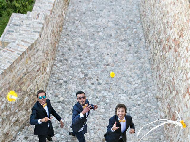Il matrimonio di Massimiliano e Giulia a Grottammare, Ascoli Piceno 40