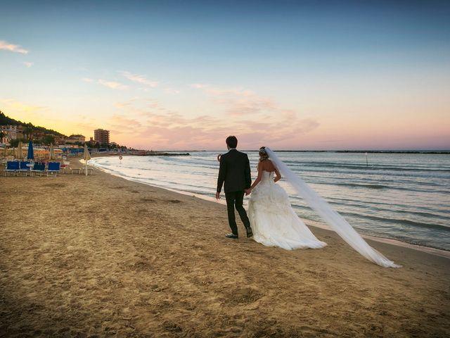 Il matrimonio di Massimiliano e Giulia a Grottammare, Ascoli Piceno 53