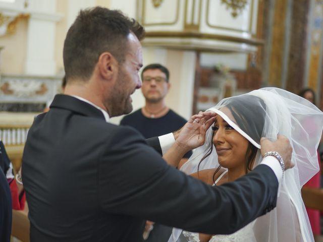 Il matrimonio di Antonella e Nicola a Aversa, Caserta 51