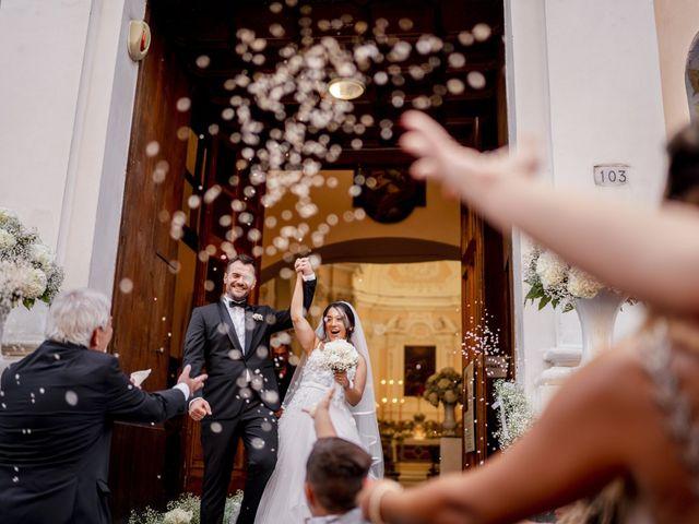 Il matrimonio di Antonella e Nicola a Aversa, Caserta 56