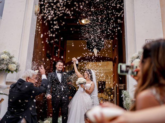 Il matrimonio di Antonella e Nicola a Aversa, Caserta 57