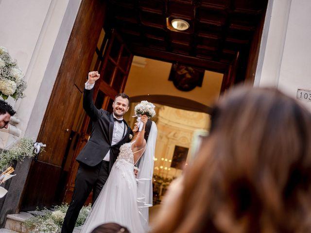 Il matrimonio di Antonella e Nicola a Aversa, Caserta 58