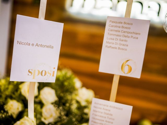 Il matrimonio di Antonella e Nicola a Aversa, Caserta 105
