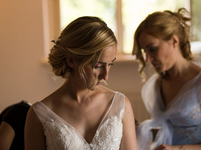 Il matrimonio di Davide e Paola a Castelnuovo Bocca d'Adda, Lodi 20