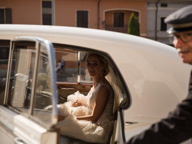 Il matrimonio di Davide e Paola a Castelnuovo Bocca d'Adda, Lodi 31