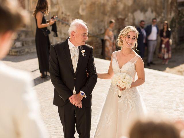 Il matrimonio di Davide e Paola a Castelnuovo Bocca d'Adda, Lodi 36
