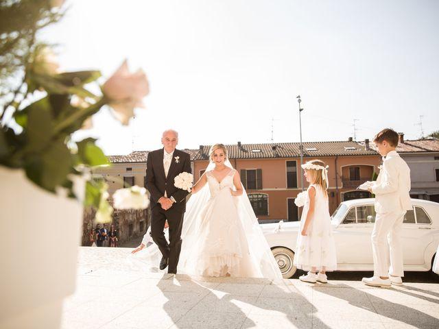 Il matrimonio di Davide e Paola a Castelnuovo Bocca d'Adda, Lodi 38