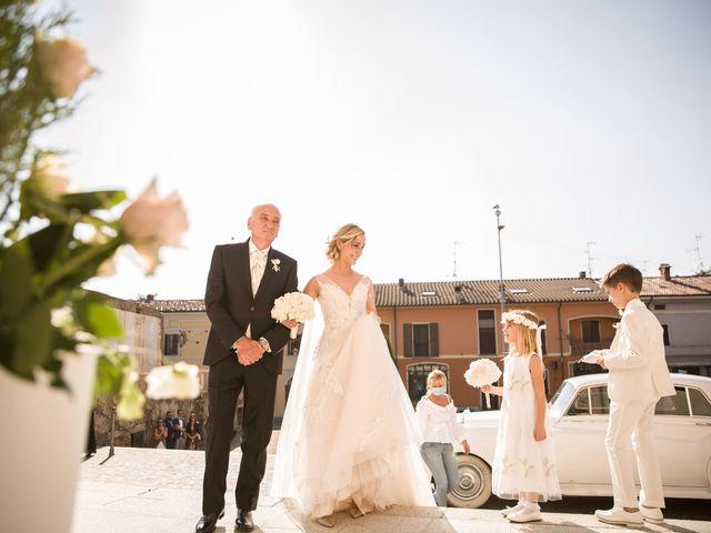 Il matrimonio di Davide e Paola a Castelnuovo Bocca d'Adda, Lodi 39