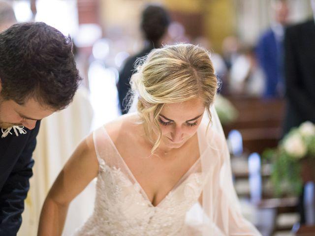 Il matrimonio di Davide e Paola a Castelnuovo Bocca d'Adda, Lodi 43