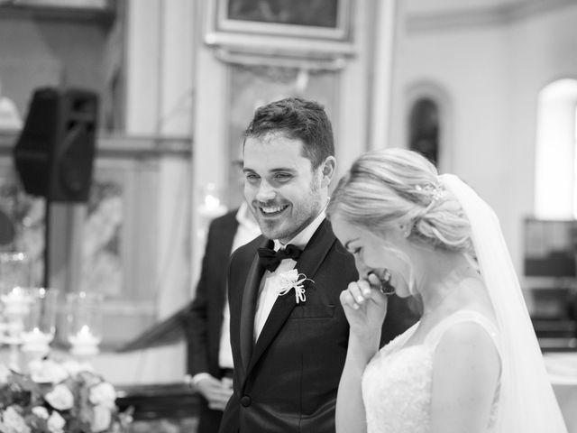 Il matrimonio di Davide e Paola a Castelnuovo Bocca d'Adda, Lodi 45