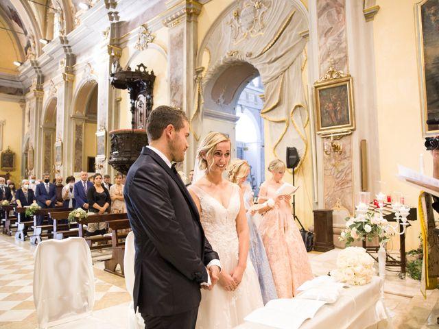 Il matrimonio di Davide e Paola a Castelnuovo Bocca d'Adda, Lodi 47