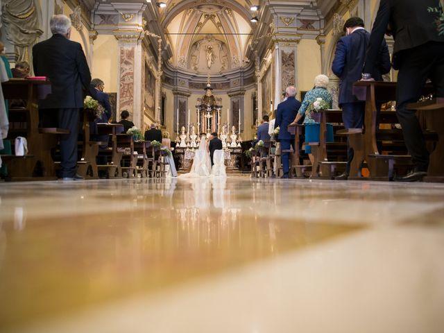 Il matrimonio di Davide e Paola a Castelnuovo Bocca d'Adda, Lodi 48