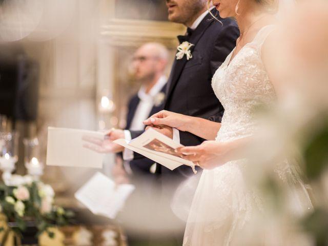Il matrimonio di Davide e Paola a Castelnuovo Bocca d'Adda, Lodi 49