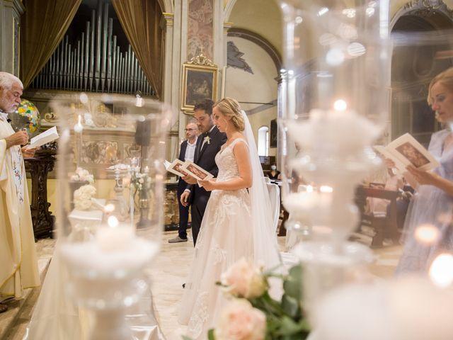 Il matrimonio di Davide e Paola a Castelnuovo Bocca d'Adda, Lodi 51