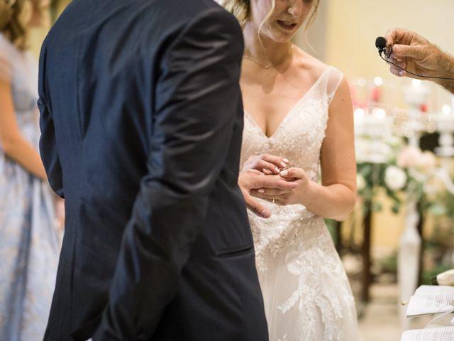 Il matrimonio di Davide e Paola a Castelnuovo Bocca d'Adda, Lodi 52