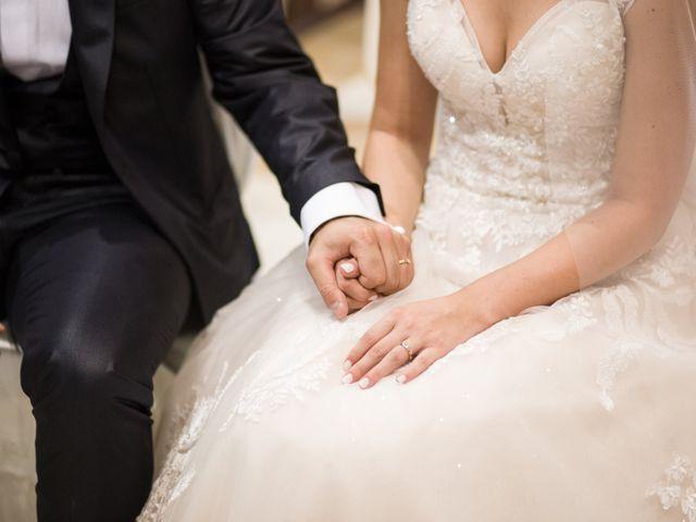 Il matrimonio di Davide e Paola a Castelnuovo Bocca d'Adda, Lodi 53