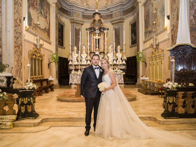 Il matrimonio di Davide e Paola a Castelnuovo Bocca d'Adda, Lodi 54