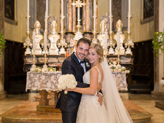 Il matrimonio di Davide e Paola a Castelnuovo Bocca d'Adda, Lodi 55