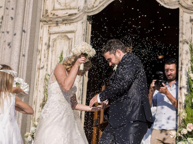 Il matrimonio di Davide e Paola a Castelnuovo Bocca d'Adda, Lodi 60