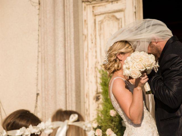 Il matrimonio di Davide e Paola a Castelnuovo Bocca d'Adda, Lodi 61
