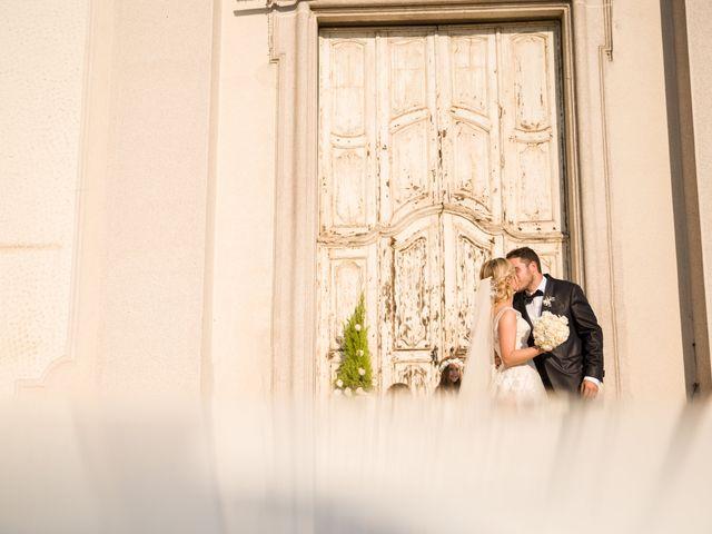 Il matrimonio di Davide e Paola a Castelnuovo Bocca d'Adda, Lodi 63