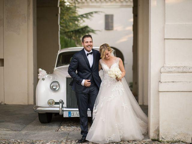 Il matrimonio di Davide e Paola a Castelnuovo Bocca d'Adda, Lodi 74