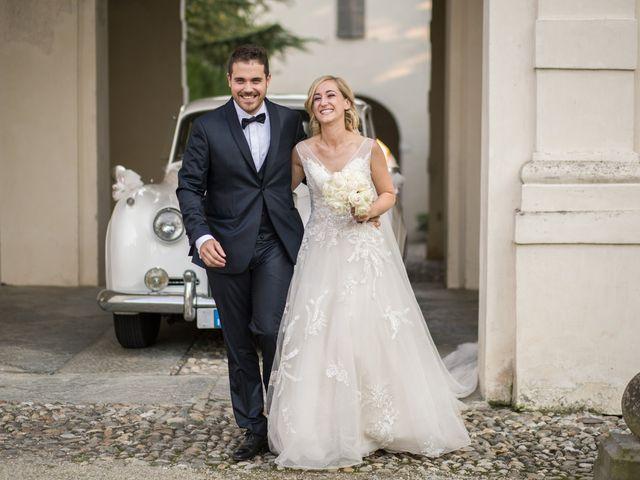 Il matrimonio di Davide e Paola a Castelnuovo Bocca d'Adda, Lodi 75