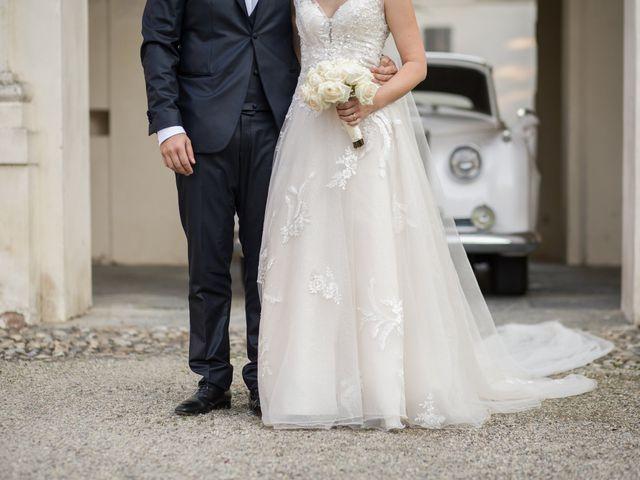 Il matrimonio di Davide e Paola a Castelnuovo Bocca d'Adda, Lodi 77